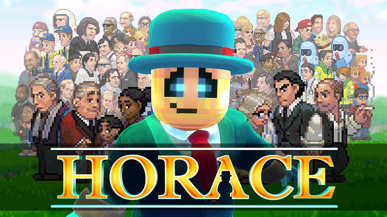 horace Nintendo switch