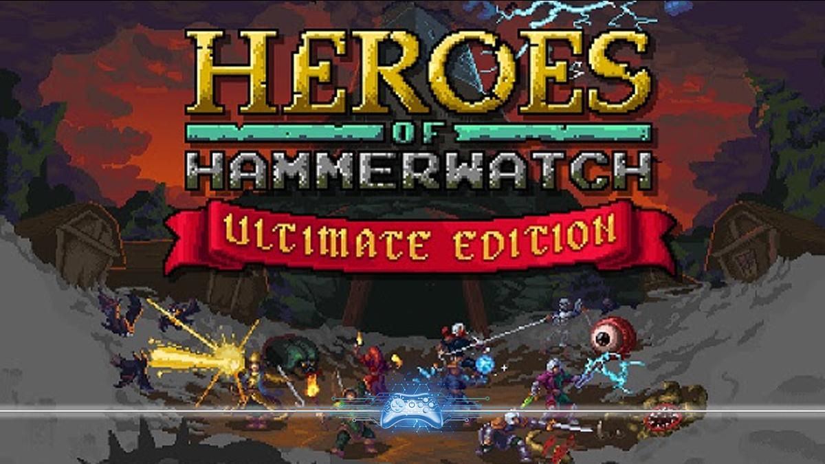 Heroes of Hammerwatch PS4