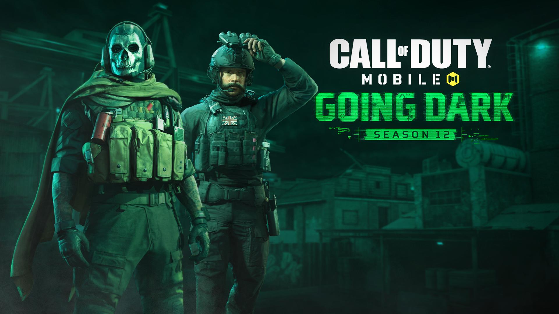 Temporada 12 de Call of Duty: Mobile chega hoje