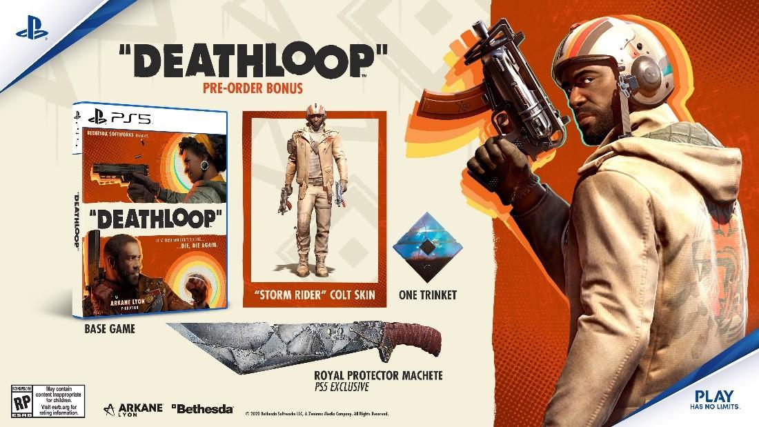death loop pre venda