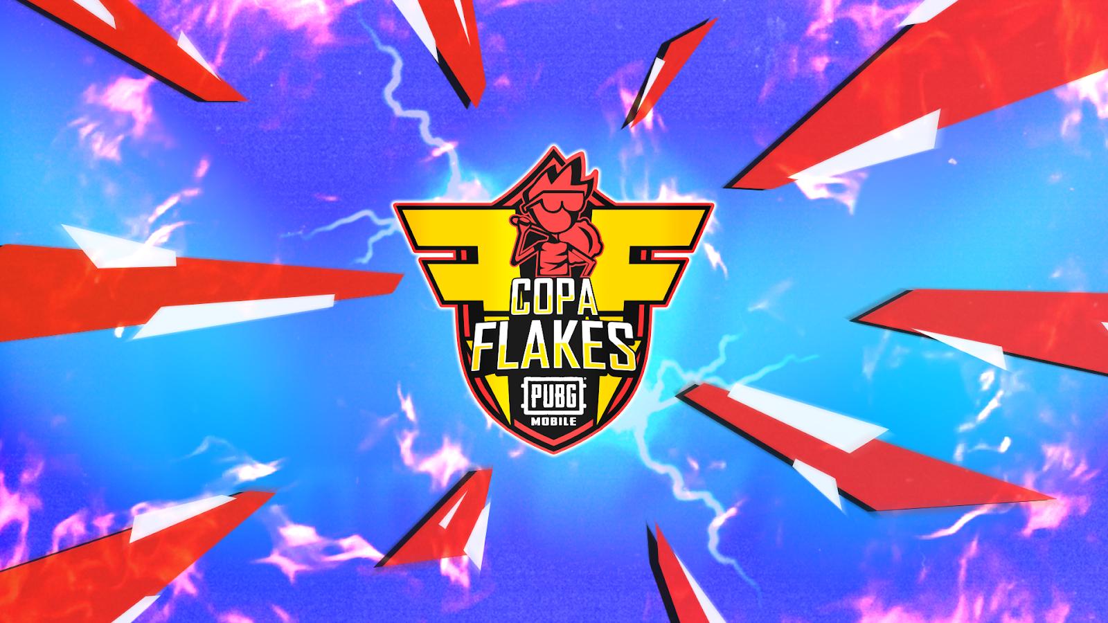 pubg mobile copa flakes