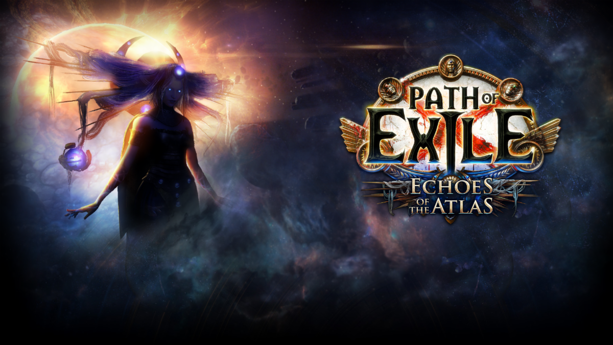 """Expansão """"Ecos do Atlas"""" de Path of Exile é um grande sucesso"""