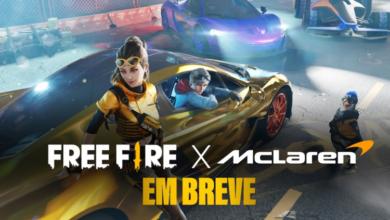 Free Fire McLaren