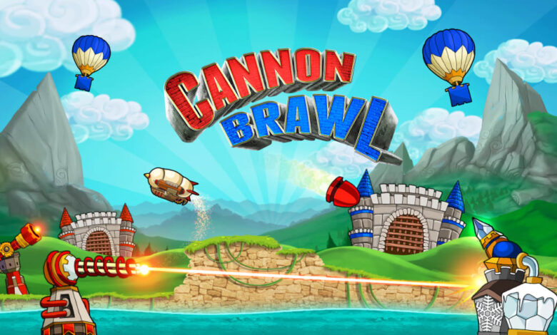 2D Cannon Brawl switch