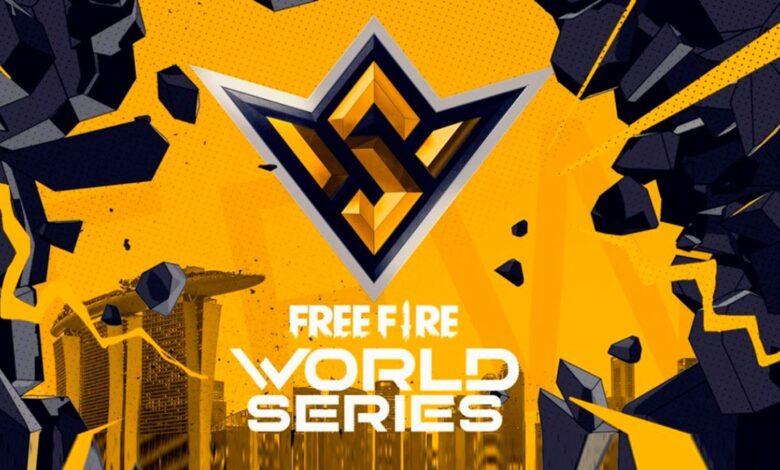 Free Fire World Series 2021 Singapura