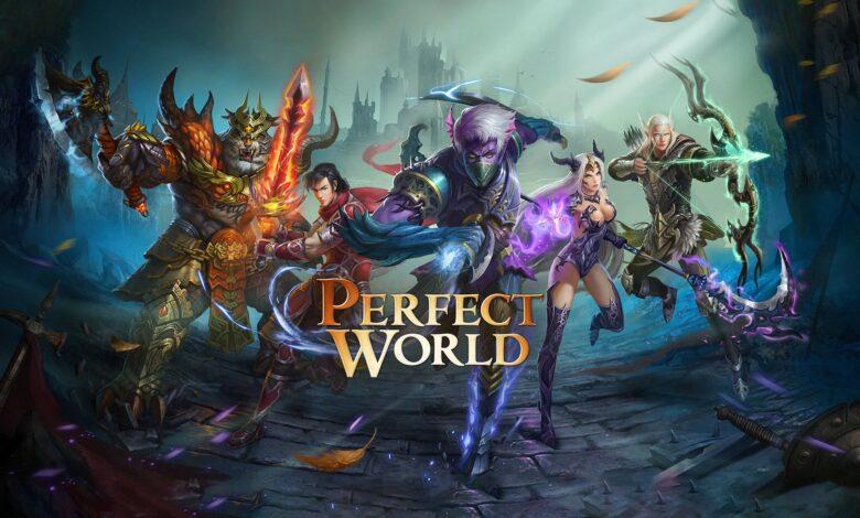 Perfect World servidores PVP