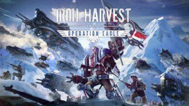 Iron Harvest Operation Eagle