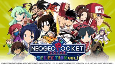 NeoGeo Pocket Color Selection Vol.