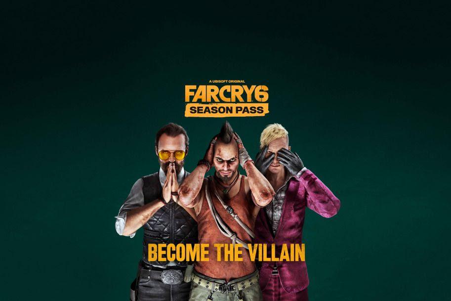 passe de temporada Far Cry 6