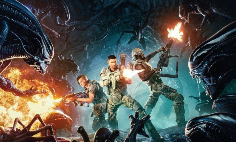 Alien Fireteam gameplay