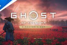 ghost of tsushima director's cut