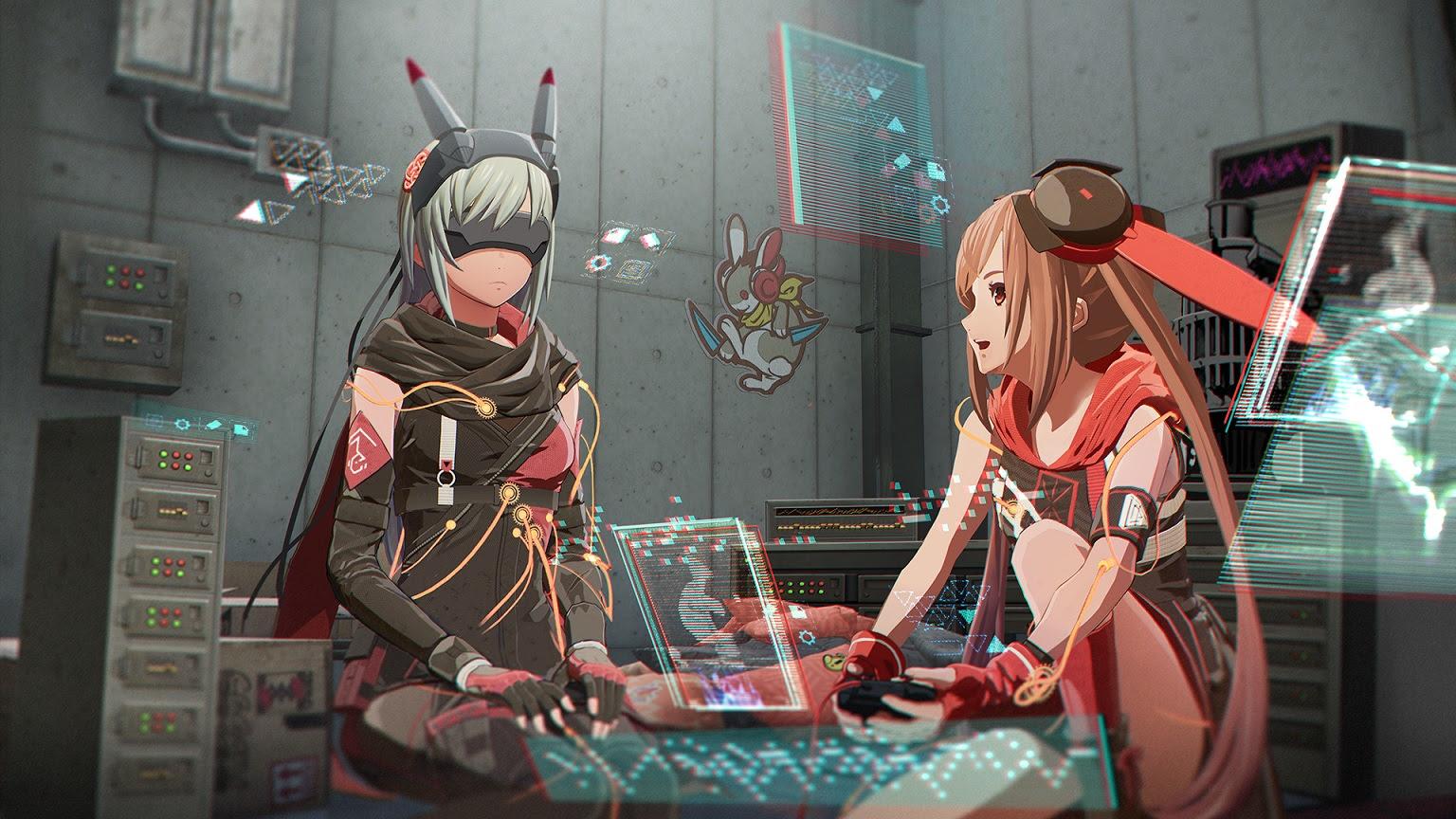 demo Scarlet Nexus Steam