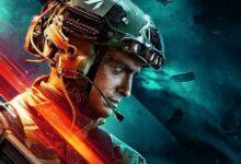 Lançamento de Battlefield 2042