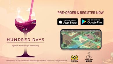 produção vinhos Hundred Days