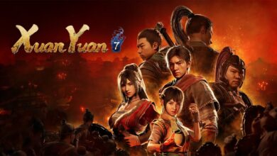 Análise Xuan Yuan Sword 7