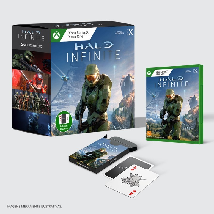 Halo Infinite Forza Horizon 5
